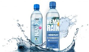Isodiol CBD water CBD TOday