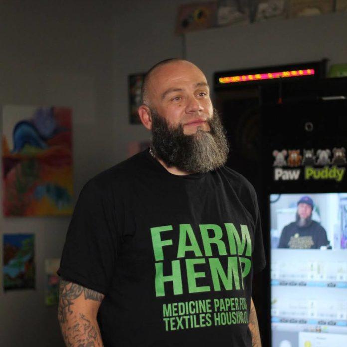 Chris Martin hempful farms mg retailer