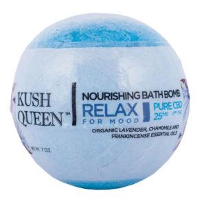 kush queen cbd bath bomb cbd today