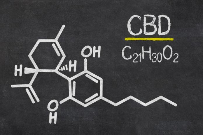 CBD molecule science CBD Today magazine