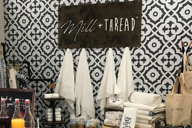 Mill + Thread: CLEAN AF towels and more