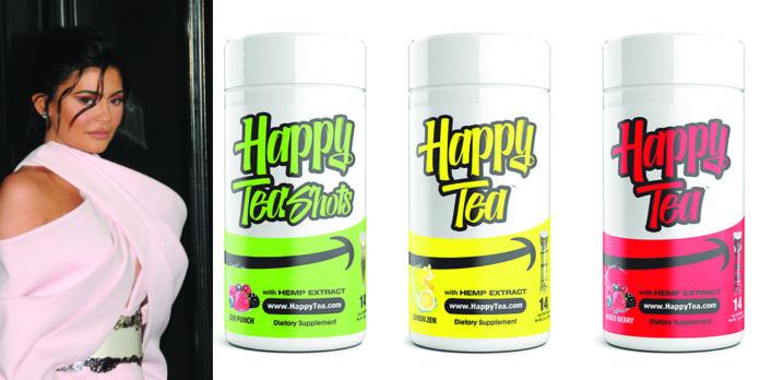 Kylie Jenner-Happy Tea-CBD-CBDToday