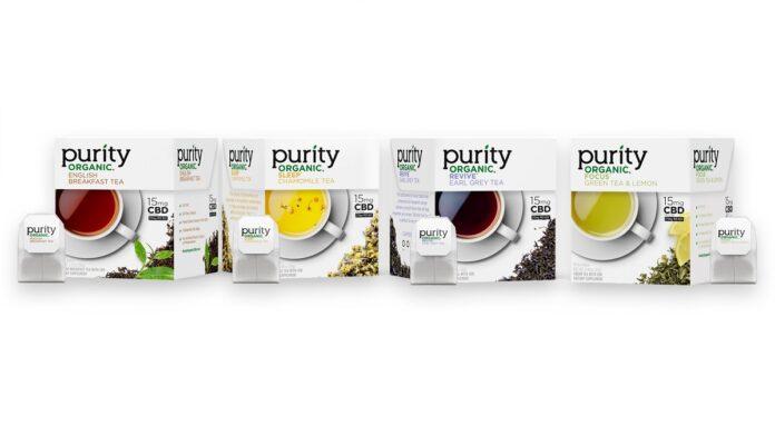 Purity Organic CBD Hot Teas-Kadenwood-CBDToday