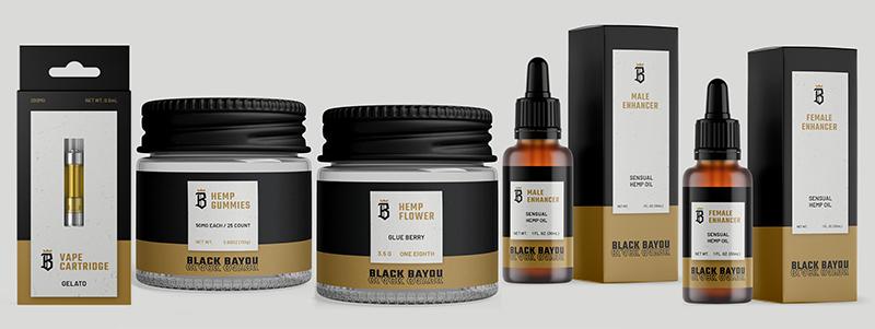 Black Bayou Collection-CBD products-CBDToday