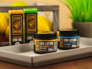 Cornbread Hemp CBD Lotions-CBD products-CBDToday