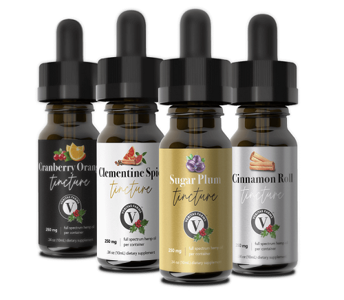 The-Veritas-Farms-Limited-Edition-Holiday-Tinctures-Kit-CBD-products-CBDToday