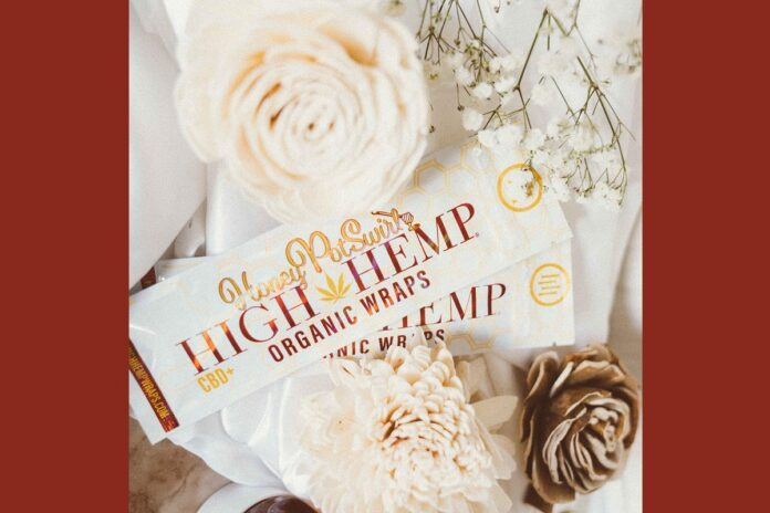 High Hemp Organic Herbal Wraps-CBD products-CBDToday