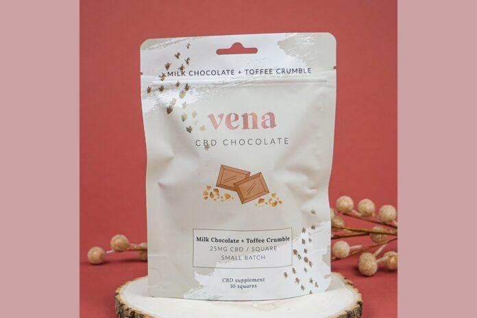 Vena Chocolates-CBD products-CBDToday