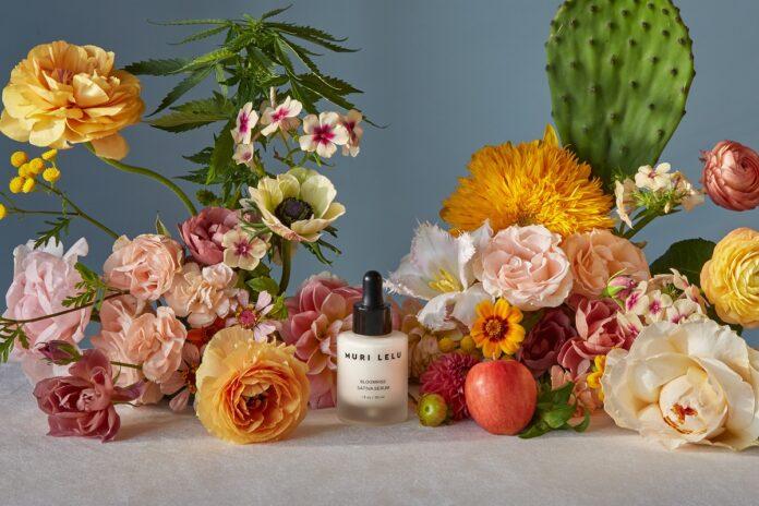 Muri Lelu Skincare-Bloomrise-CBD products-CBDToday